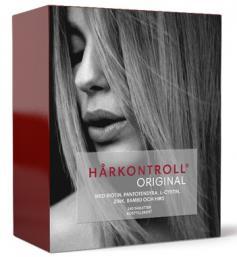 Hårkontroll, 120 tabletter - Hairsale.se
