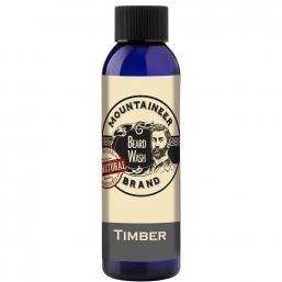 Mountaineer Brand Beard Wash Timber 120ml - Hairsale.se