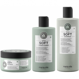 Maria Nila True Soft Trio - Hairsale.se