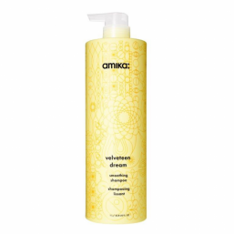 Amika Velveteen Dream Smoothing Shampoo 1000ml - Hairsale.se