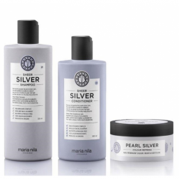 Maria Nila Sheer Silver Kit - Hairsale.se