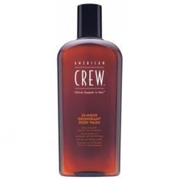 American Crew 24-Hour Deodorant Body Wash 450ml - Hairsale.se
