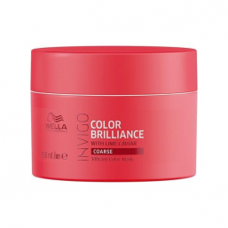 Wella Invigo Color Brilliance Mask - Coarse 150ml - Hairsale.se