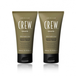 American Crew Moisturizing Shave Cream 2-pack - Hairsale.se