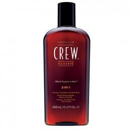 American Crew 3-in-1 450ml - Hairsale.se