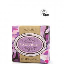 Somerset Fast Tvål 150g Plum Violet - Hairsale.se
