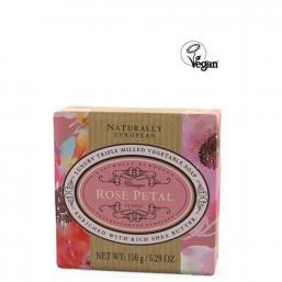 Somerset Fast Tvål 150g Rose Petal - Hairsale.se