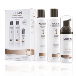 Nioxin System Kit 4 - 3 Produkter - Hairsale.se