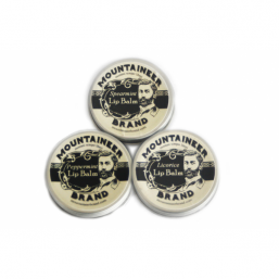 Mountaineer Brand Lip Balm Licorice 15g - Hairsale.se