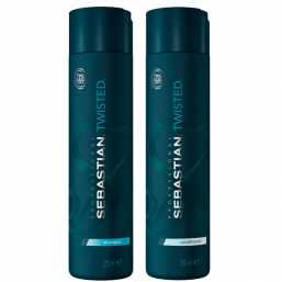 Sebastian Twisted Shampoo + Conditioner DUO - Hairsale.se