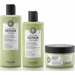 Maria Nila Structure Repair Trio - Hairsale.se