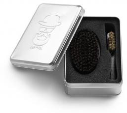 Barber Kit Duo Brushes - Hairsale.se