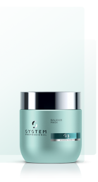 SYSTEM Balance Scalp Mask 200ml - Hairsale.se