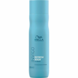 Wella Invigo Balance Refresh Wash Menthol Shampoo 250ml - Hairsale.se