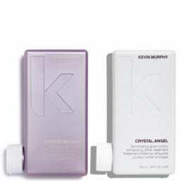 Kevin Murphy Hydrate-Me Wash + Crystal Angel SUMMER DUO - Hairsale.se