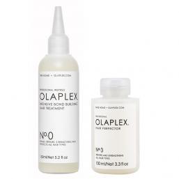 Olaplex No 0 Hair Treatment + No 3 Hair Perfector - Hairsale.se