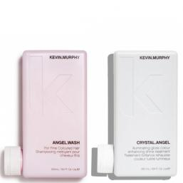 Kevin Murphy Angel Wash + Crystal Angel SUMMER DUO - Hairsale.se
