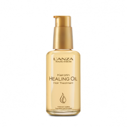 Lanza Keratin Healing Oil Hair Treatment 100ml - Hairsale.se