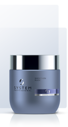 SYSTEM Smoothen Mask 200ml - Hairsale.se