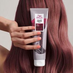 Wella Color Fresh Mask Rose Blaze - Hairsale.se