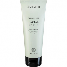 Löwengrip Purify My Skin Facial Scrub 75ml - Hairsale.se