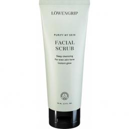 Löwengrip Purify My Skin Facial Scrub 75ml - Hairsale.se