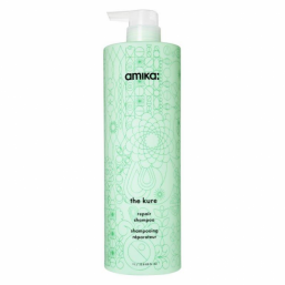 Amika The Kure Repair Shampoo 1000ml - Hairsale.se