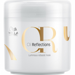 Wella Oil Reflections Luminous Mask 150ml - Hairsale.se