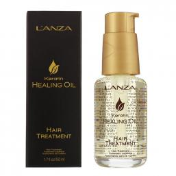 Lanza Keratin Healing Oil Hair Treatment 50ml - Hairsale.se