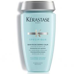 Kerastase Spécifique Bain Riche Dermo-Calm 250ml, Schampo mot klåda - Hairsale.se