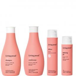 Living Proof Curl Family 4 - Shampoo+Conditioner+Styling+Finish - Hairsale.se