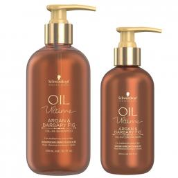 Schwarzkopf Professional Oil Ultime, Oil-In-Shampoo+Conditioner DUO - Hairsale.se
