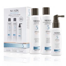 Nioxin System Kit 5 - 3 Produkter - Hairsale.se