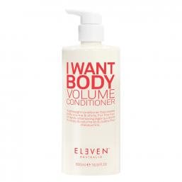 Eleven Australia I Want Body Volume Conditioner 500ml - Hairsale.se