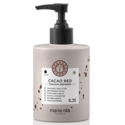 Maria Nila Colour Refresh Cacao Red 300ml - Hairsale.se