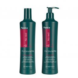 Fanola No Red Shampoo + Mask DUO - Hairsale.se