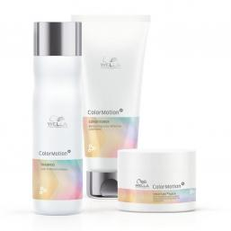 Wella Color Motion TRIO - Shampoo + Conditioner + Mask - Hairsale.se