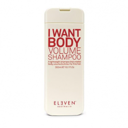 Eleven Australia I Want Body Volume Shampoo 300ml - Hairsale.se