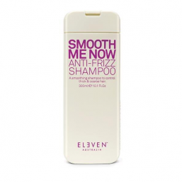 Eleven Australia Smooth Me Now Anti-Frizz Shampoo 300ml - Hairsale.se
