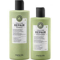 Maria Nila Structure Repair Duo - Hairsale.se