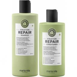 Maria Nila Structure Repair Duo - Hairsale.se