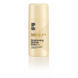 Label.m Brightening Blonde Balm 100ml - Hairsale.se