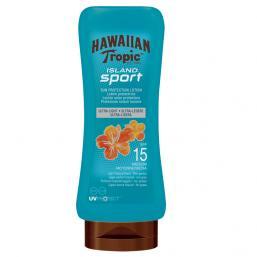 Hawaiian Tropic Island Sport Lotion SPF 15, 180ml - Hairsale.se