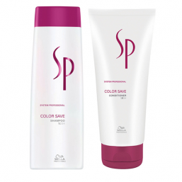 Wella Sp Color Save Shampoo & Conditioner Duo - Hairsale.se