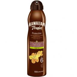 Hawaiian Tropic Dry Oil Argan C-Spray, SPF 6, 180ml - Hairsale.se