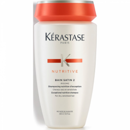 Kerastase Nutritive Bain Satin 2 Irisome 250ml - Hairsale.se