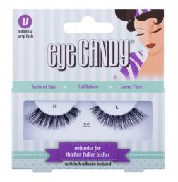 Eye Candy Strip Lash 008 Volumise - Hairsale.se
