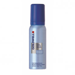 Goldwell Color Styling Mousse 6N Mörkblond - Hairsale.se