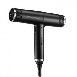 GA.MA Professional IQ Hairdryer Svart - Hairsale.se