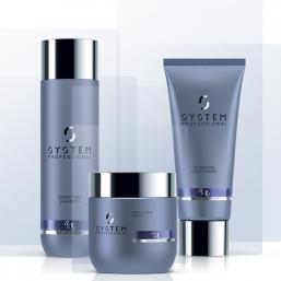 SYSTEM Smoothen Shampoo + Conditioner + Mask TRIO - Hairsale.se